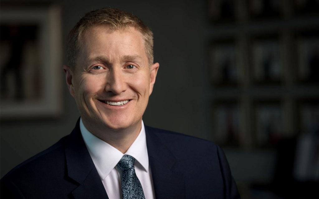 CEO Brett Blake