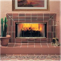 Radiant Wood Burning Fireplaces | Radiant Wood Fireplace