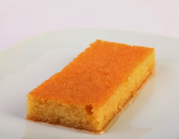 Turkish Semolina Cake Recipe for Mother's Day