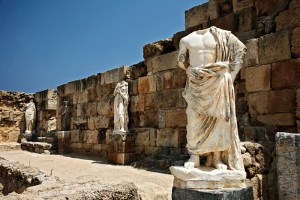 The Epic Salamis Ruins In Famagusta 6