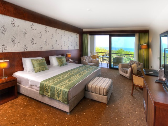 Residence Hotel Room
