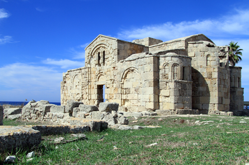 Ruins Of Ayios Philion