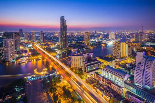 Bangkok-Tour-Bangkok-Skyline-at-night