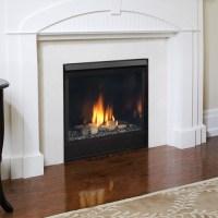 """36"""" Patriot Clean Face Direct Vent Fireplace (Millivolt ..."""