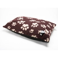 Fleece Dog Beds & Cover ,Zipped Machine Washable Covers