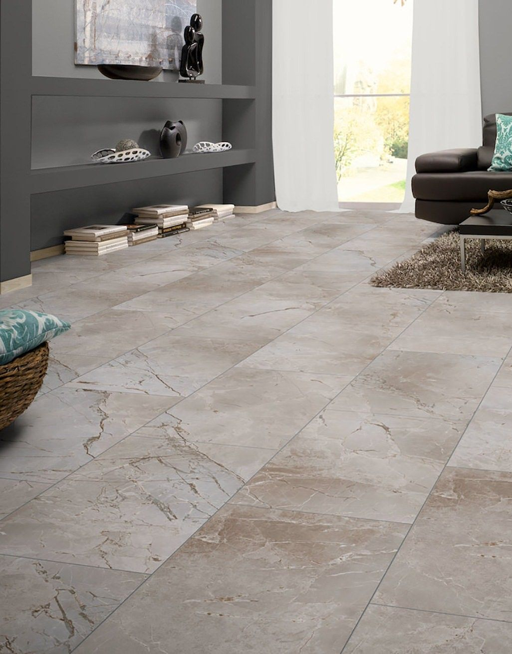 verona tile light grey marble laminate flooring