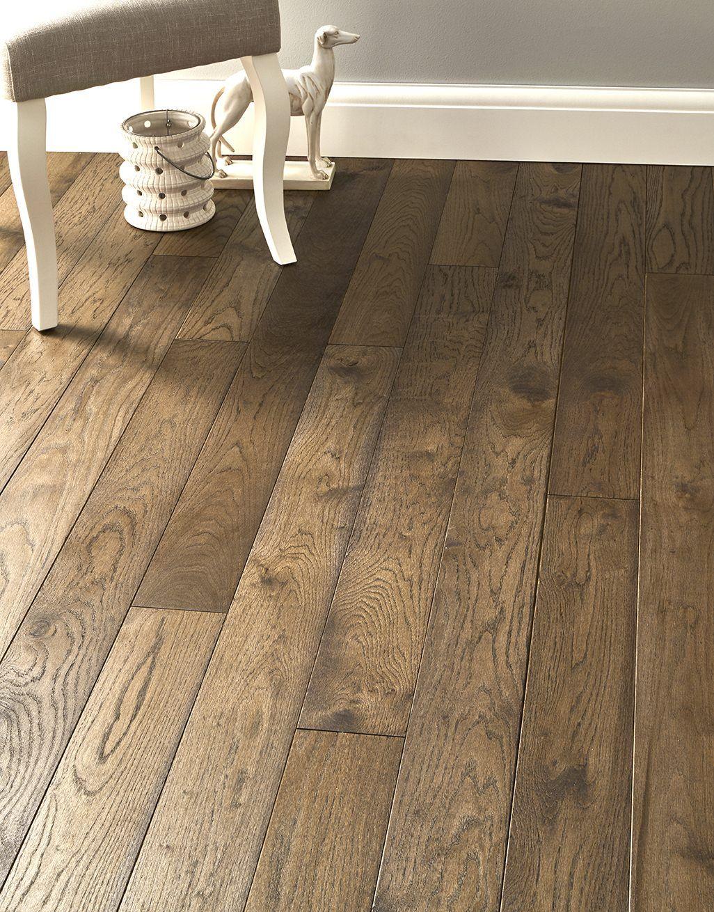 elegant espresso oak brushed oiled solid wood flooring