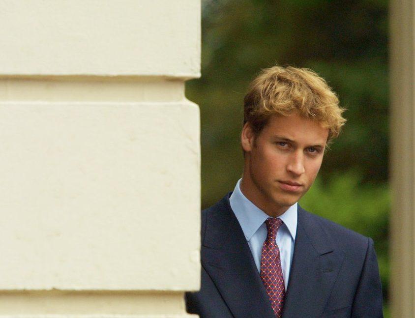 Lincontro con il barbiere Il principe William scherza sulle sue calvizie