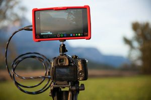 Atomos-Ninja-Assassin-on-camera