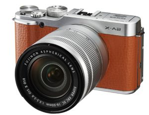 Fujifilm-X-A2-brown-Right-1