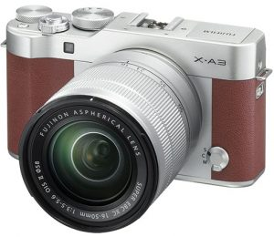 fujifilm-x-a3_brown-left