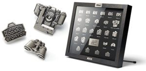 Nikon-100th-Anniversary-Pins