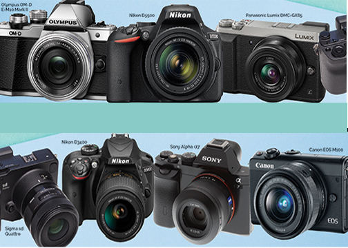 11 Great Interchangeable-Lens Cameras for Entry-Level ...
