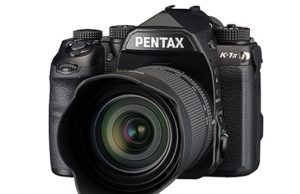 enthusiast ILCs Pentax-K-1-Mark-II-left-banner