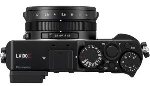 Panasonic-Lumix-LX100-II-top