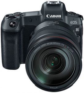 Canon-EOS-R-front