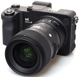 Sigma-sd-Quattro-H-left professional mirrorless cameras
