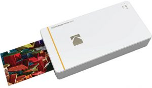 Kodak-Photo-Printer-Mini-white