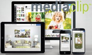 Mediaclip application