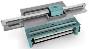 Fujifilm Acuity LED 40 flatbed printer-top