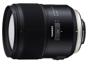 for full-frame DSLRS Tamron-SP-35mm-F1.4-Di-USD