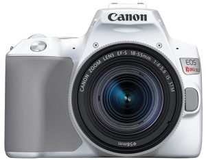 EOS Rebel SL3 white-front