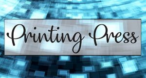 PrintingPress-WhatHappening April 2019