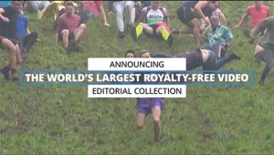 Pond5 royalty-free editorial video collection
