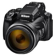 Nikon-coolpix-P1000-left premium point-and-shoot