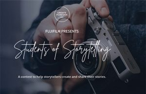 Fujifilm-Students-Storytelling-contest-banner