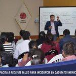 DIRESA Apurímac brinda asistencia técnica a responsables de promoción de la salud para incidencia a candidatos en proceso pre y pos electoral - 2018