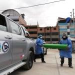 REFORZARÁN EQUIPOS MÉDICOS EN HOSPITALES DE APURÍMAC PARA MEJORAR ATENCIÓN A PACIENTES DE COVID-19