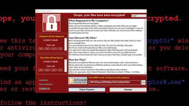 WannaCry: Il nuovo ransomware che attacca Windows