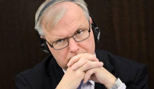Olli Rehn - Commissario UE per gli affari economici