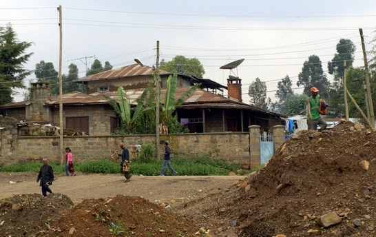 14-year-old killed in a kitchen collapse in Addis
