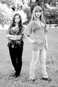 Seserys: Miglė ir Ugnė