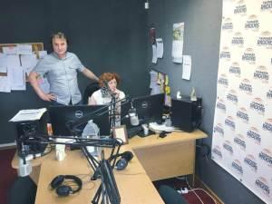 Valdas ir Rima - Tauragės radijo ašis.