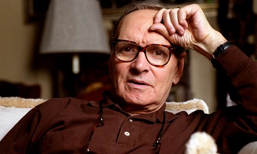 Ennio Morricone and Choral Music