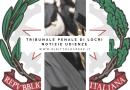 Tribunale Penale di Locri Udienza 19 marzo 2019 – DOTT. NATALE ANNALISA