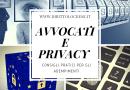 La Privacy per lo Studio Legale (Aspetti Pratici)