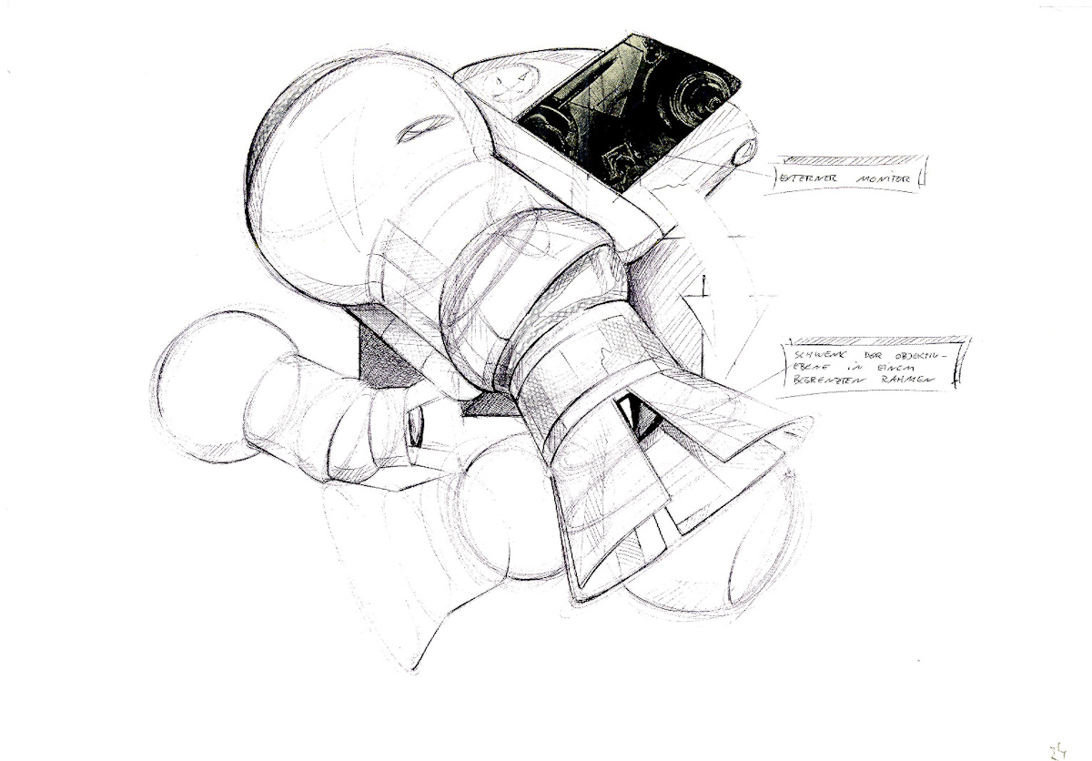 My digital camera designs from the 90ies. » D!RK