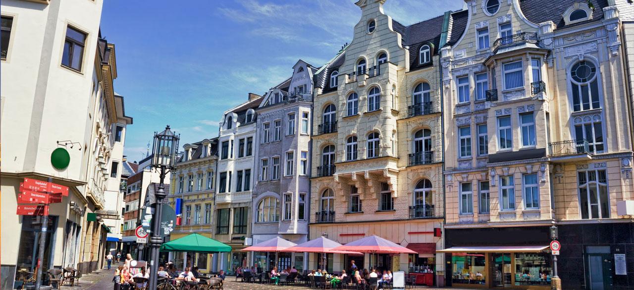 Haus  Wohnung  Gewerbeimmobilie in Bonn kaufen  Ihr Makler Dirk Kleine