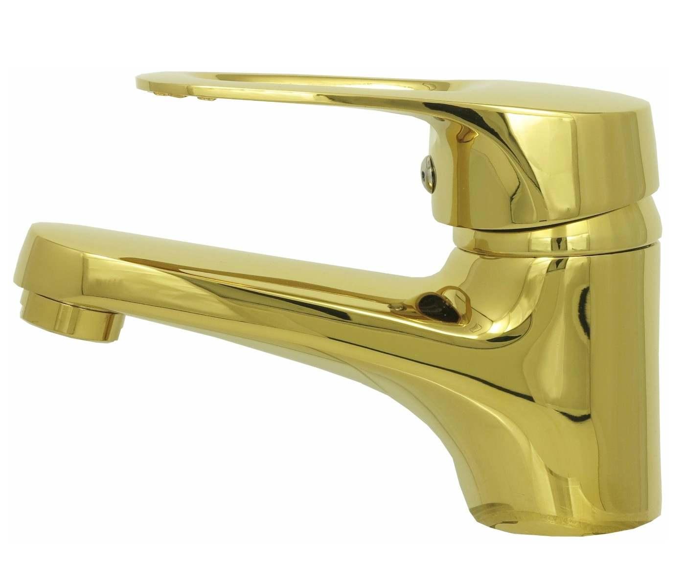 Waschtisch Waschbecken Wasserhahn Einhebelmischer Bad Kche Armatur Retro Gold  eBay