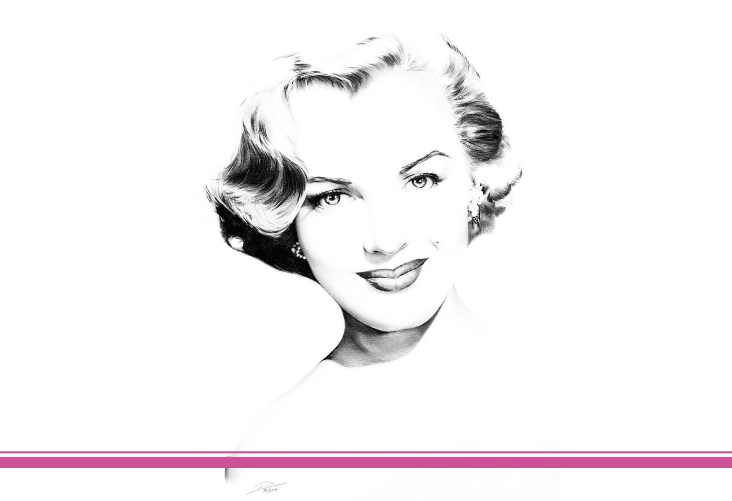 Marilyn Monroe minmal