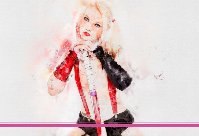Header Mixed Media Harley