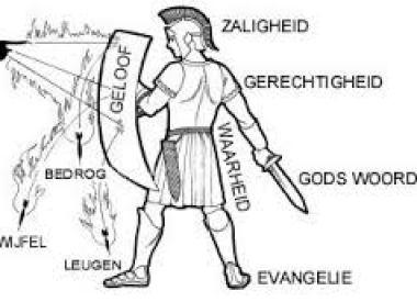 geestelijke wapenrusting