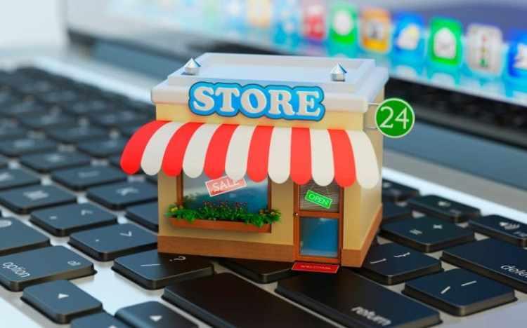 tienda online-WooCommerce