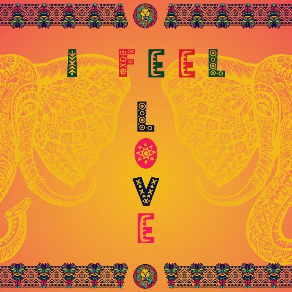 remixes: Indian Trap – I Feel Love (feat Valentine & Mohbad)