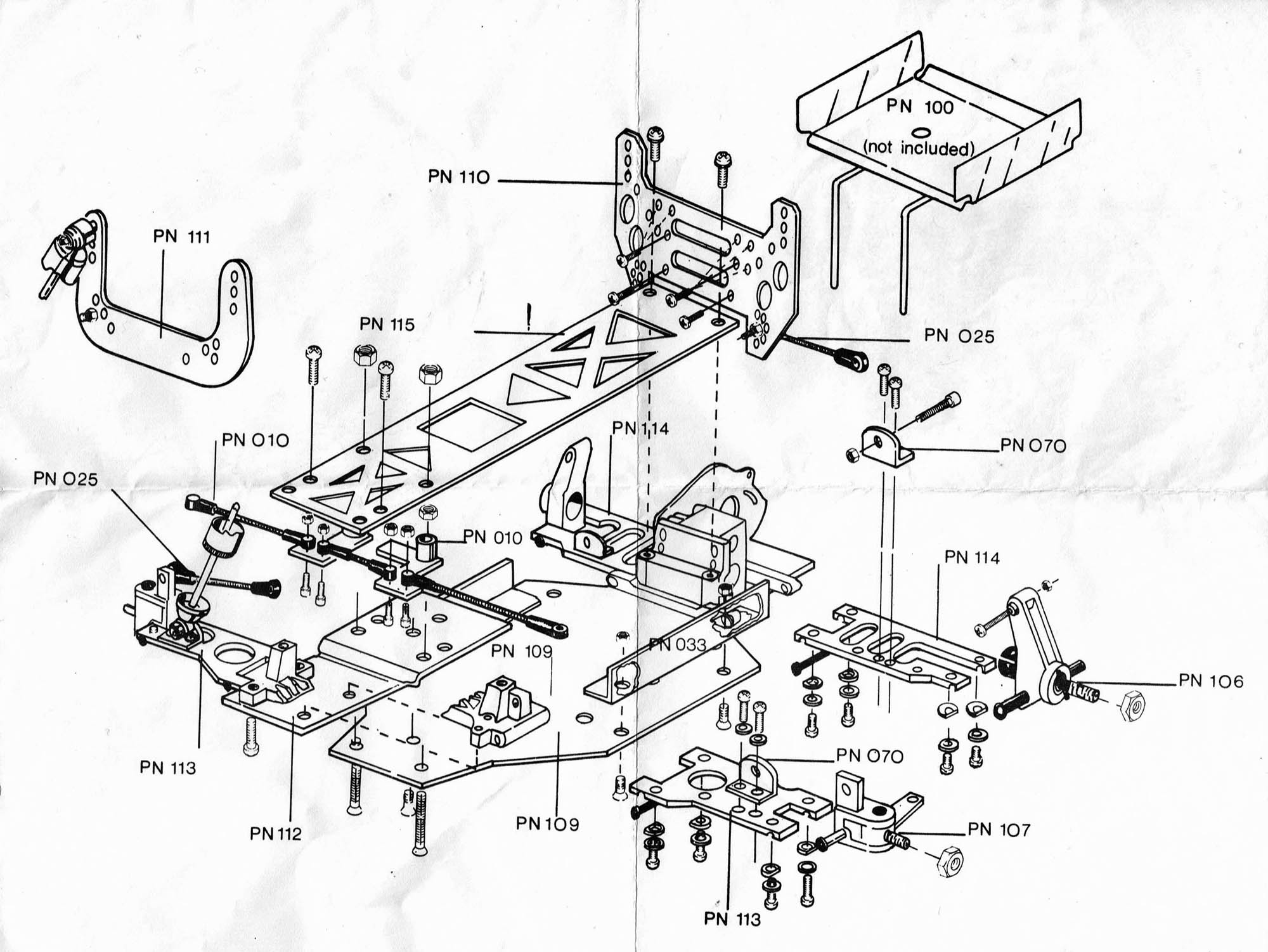 Directory Listing of Manuals/Hot Trick/ (Vintage RC car