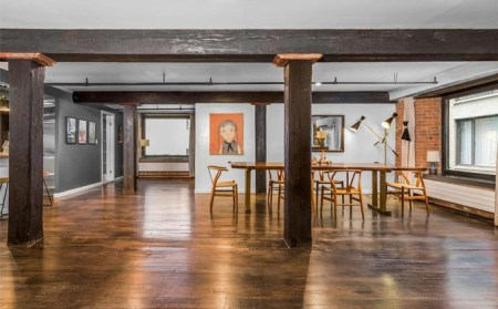 Jason Biggs New York City Loft